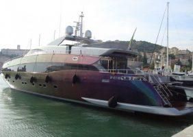 Roberto Cavali Yacht